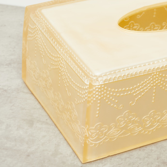Vinchy Textured Tissue Box