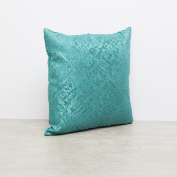 Warsaw Jacquard Filled Cushion - 45x45 cms