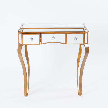 3-Drawer Console Table - 75x40x75 cms