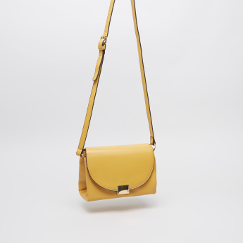 Sasha Satchel Crossbody Bag with Adjustable Strap