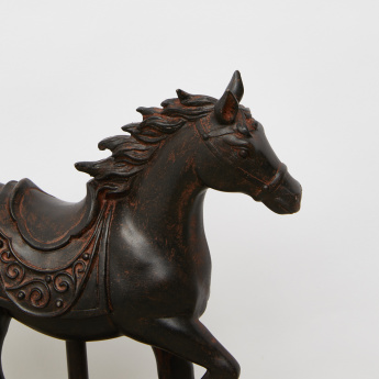 Horse Decorative on Stand