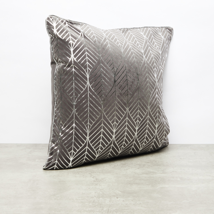 Vera Printed Cushion Cover - 45x45 cms