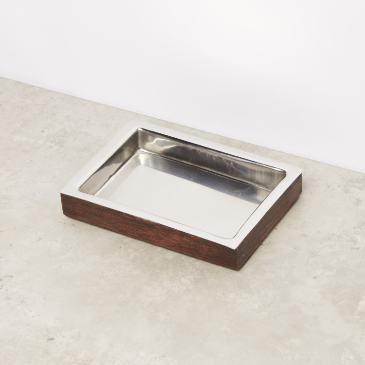 Modern Matte Finish Soap Dish