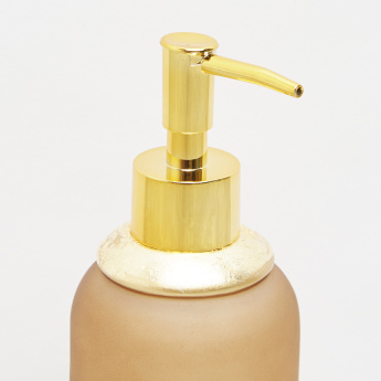 Seagrass Embossed Lotion Dispenser