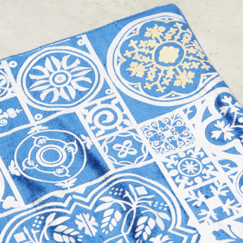Moroccan Printed Placemat - 45x30 cms