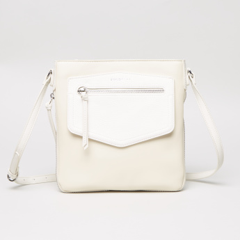 Fiorelli  Faith Satchel Crossbody with Zip Closure