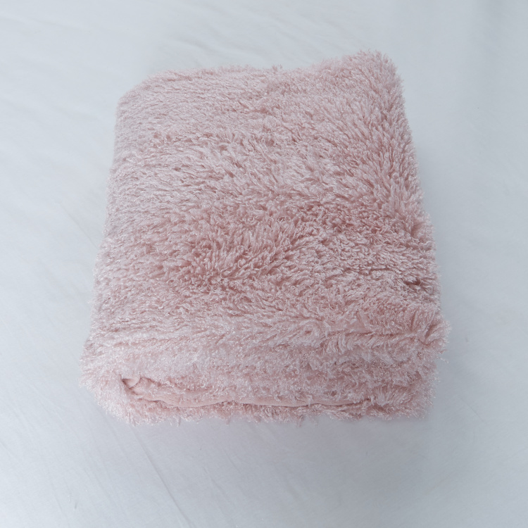 Rectangular Fur Throw - 150x180 cms