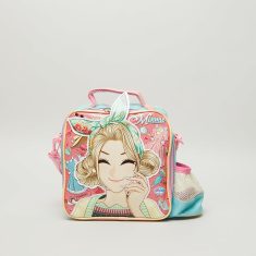 Minmie Bandana Printed Lunch Bag
