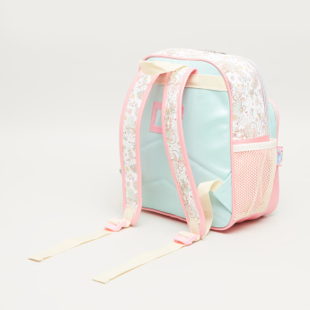 Minmie Goggles Print Backpack with Shoulder Straps - 26x31 cms