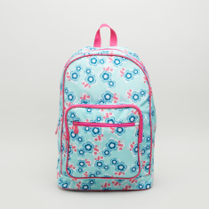 New Expressions Floral Printed Backpack