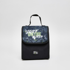 Roll Road California Printed Lunch Bag