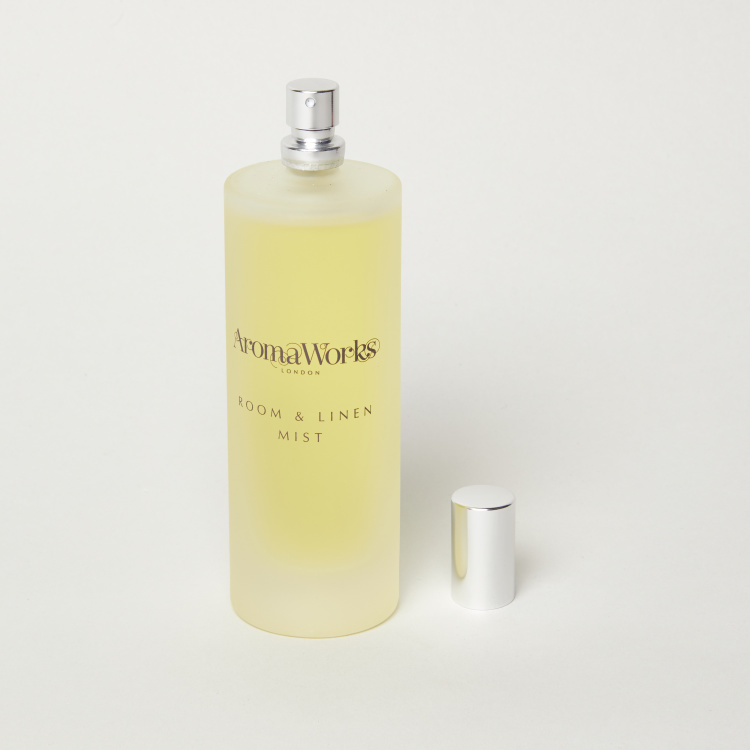 AromaWorks London Light Range Amyris & Orange Room Mist