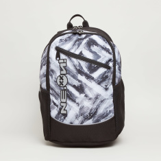 Printed Backpack - 45x22x32 cms