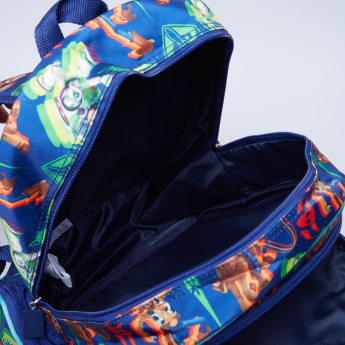Toy Story Printed Backpack - 29.5x14.5x40.5 cms