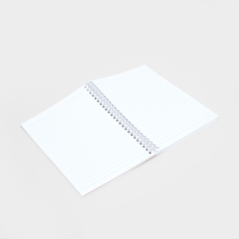 Printed Spiral Bound Notebook
