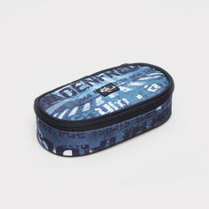 KAOS Printed Pencil Case