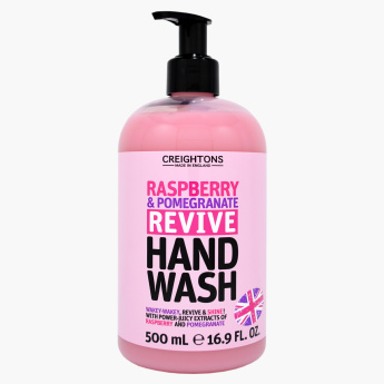 Creightons Raspberry & Pomegranate Revive Hand Wash - 500 ml