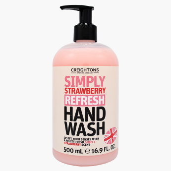 Creightons Simply Strawberry Refresh Hand Wash - 500 ml
