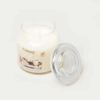 Blissful Sunday Jar Candle - 11.5x9.5 cms