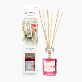Wax Lyrical Raspberry Fizz Reed Diffuser - 100 ml