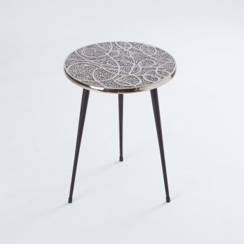 Large Accent Table- 43x43x57 cms