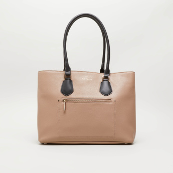 FIORELLI Textured Tote Bag with Double Handles
