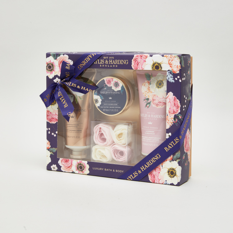 Royale Garden 4-Piece Gift Set