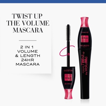 Bourjois Twist up the Volume Mascara - 8 ml
