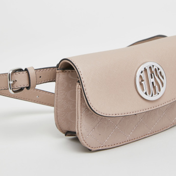 Guess Logo Detail Belt Bag
