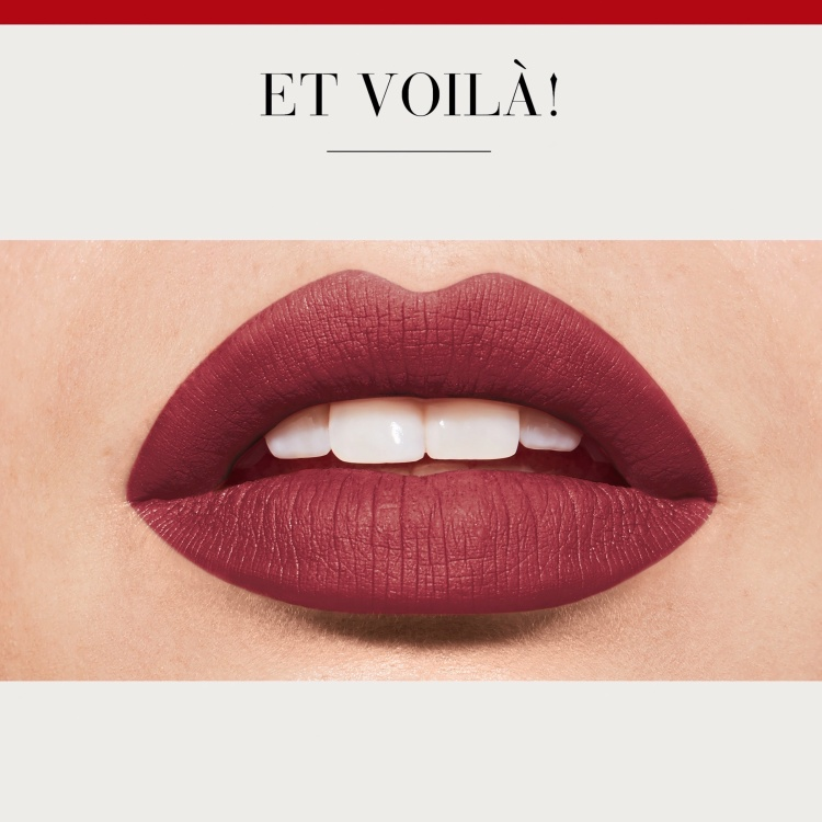 Bourjois Paris Rouge Velvet The Lipstick - 2 gms