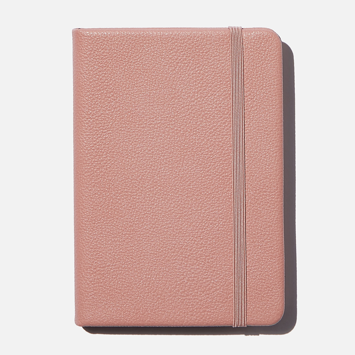 Typo Dusty Rose A6 Sized Buffalo Dot Pages Journal