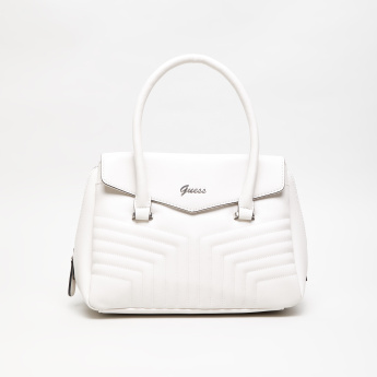 Guess Marique Tote Bag with Adjustable Strap