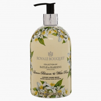 Baylis & Harding Lemon Blossom & White Rose Hand Wash - 500 ml