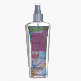 Hype Black Orchid and Sandalwood Body Mist - 236 ml