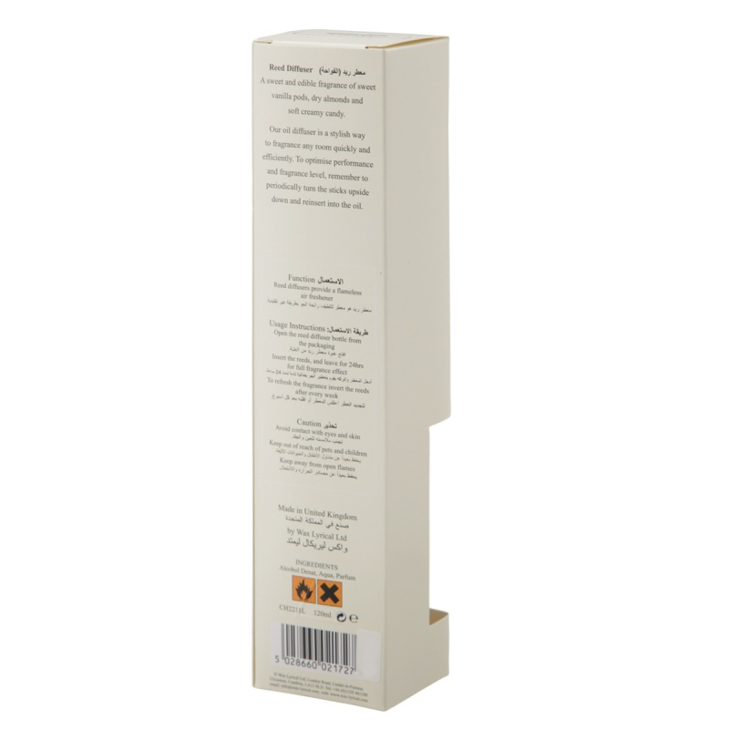 Colony Vanilla Reed Diffuser - 120 ml