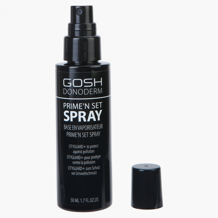 GOSH Donoderm Prime`n Set Spray - 50 ml