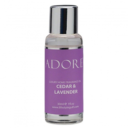 Adore Cedar & Lavender Fragrance Oil - 30 ml