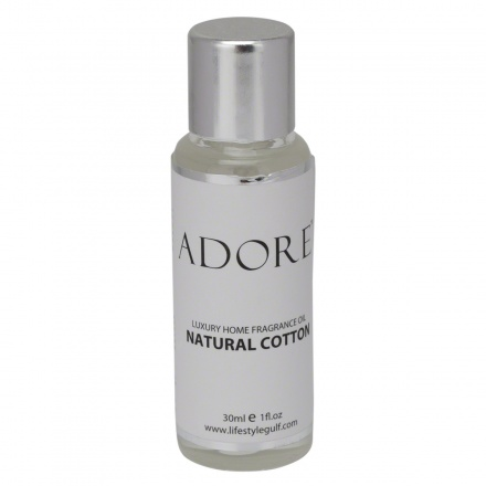Adore Natural Cotton Home Fragrance Oil - 30 ml