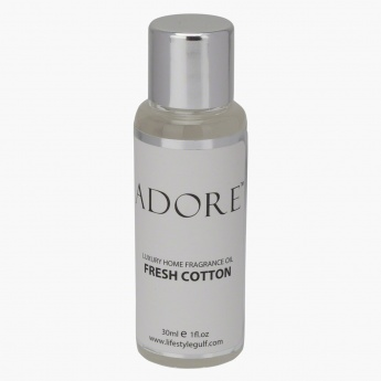 Adore Fresh Cotton Home Fragrance Oil - 30 ml