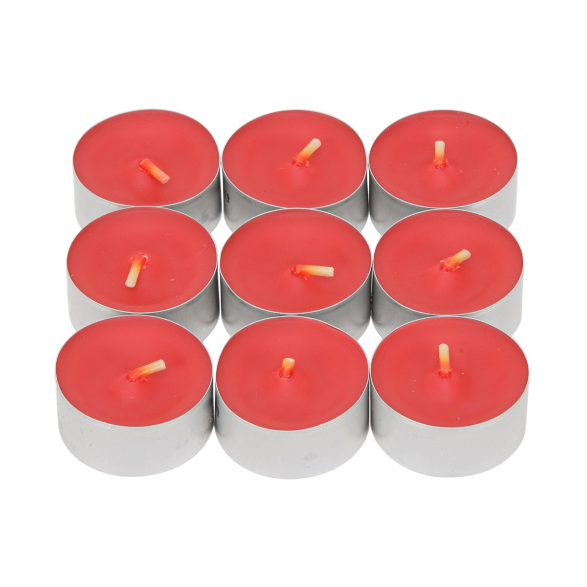 Strawberry Blush Tee Lights - Pack of 5
