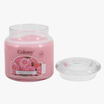 Colony Rose and Garden Jar Candle