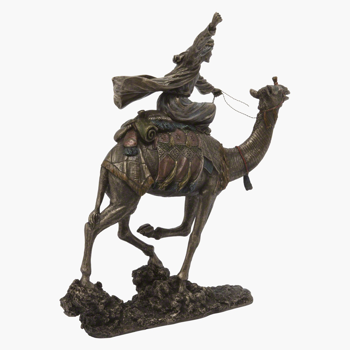 Adore Bedouin Galloping The Camel Figurine