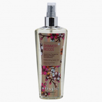 Hype Shimmery Woods Body Mist 236 ml