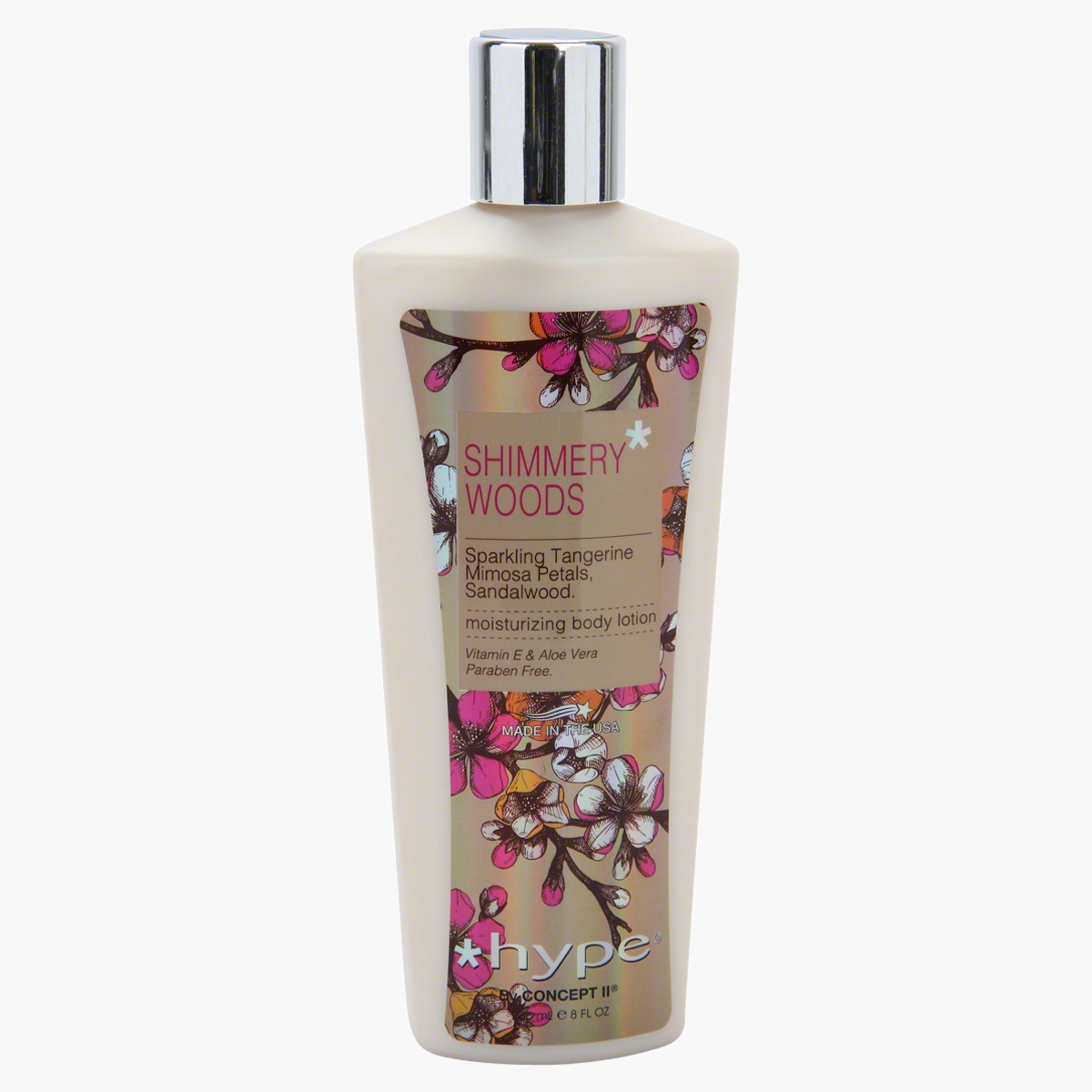 Hype Shimmery Woods Body Lotion 236 ml
