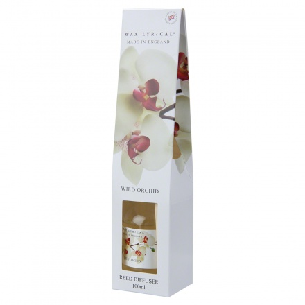 Wax Lyrical Wild Orchid Scented Reed Diffuser 100 ml