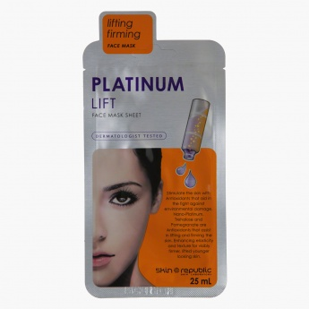 Platinum Lift Face Mask Sheet