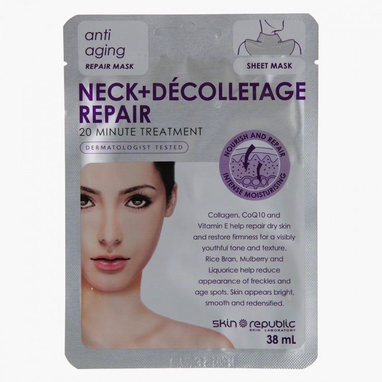 Neck + D'colletage Repair Mask