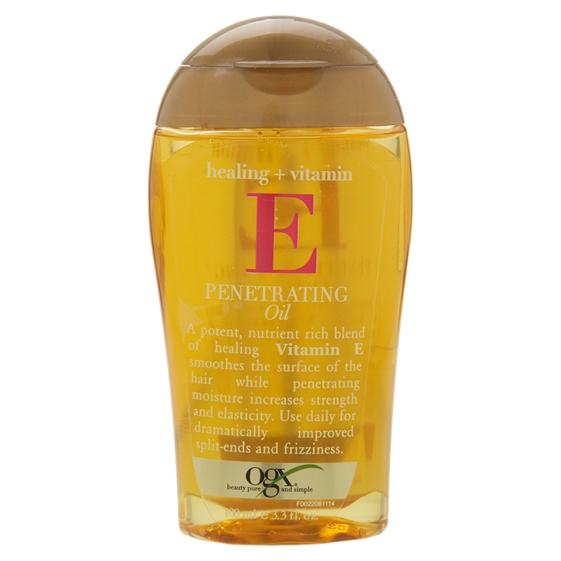 OGX Healing + Vitamin E Penetrating Oil - 3.3oz